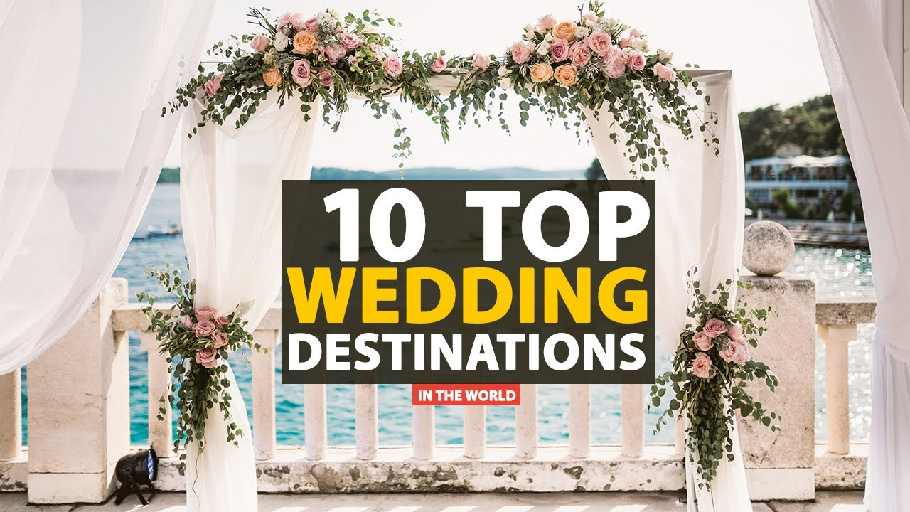 Read more about the article Top Wedding Destinations In The World | melshams