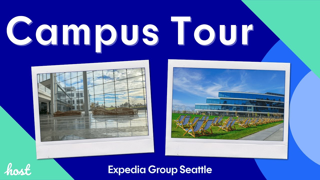 Read more about the article Expedia Group Seattle – Campus Tour